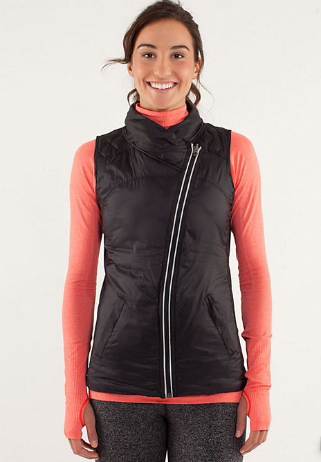 Lululemon What the Fluff Vest