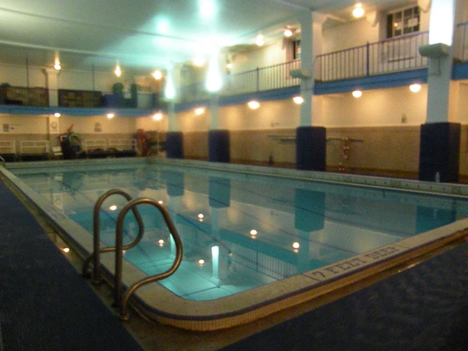 deep water running class new york city